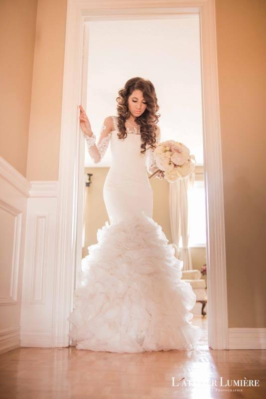 test bride blogpage